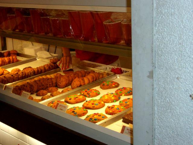 ロイヤルハワイアンセンターのクッキー