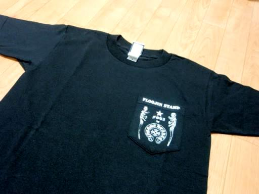 JOE FOTI EXHIBITION Tシャツ