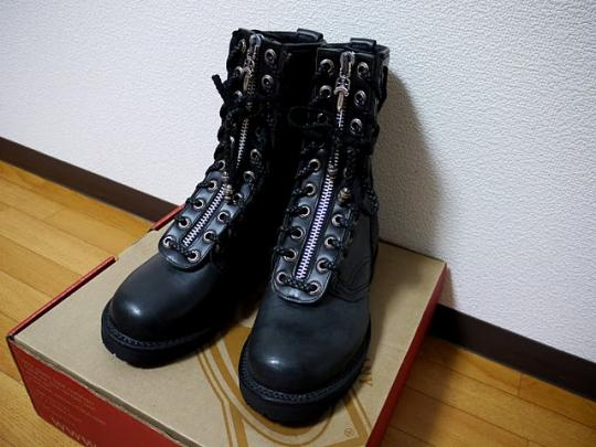 CHROME HEARTS×WESCO FIREMAN