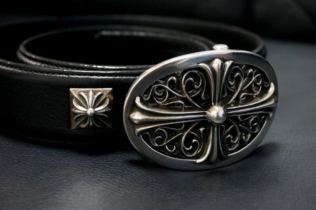 CHROME HEARTS CLASSICOVAL バックル