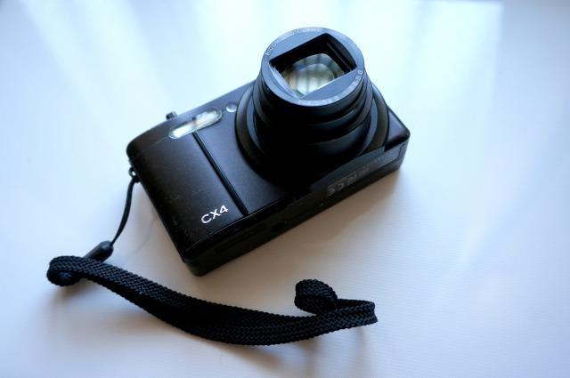 デジタルカメラCX4