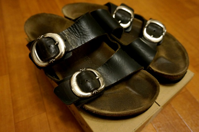 CHROME HEARTS× BIRKENSTOCK