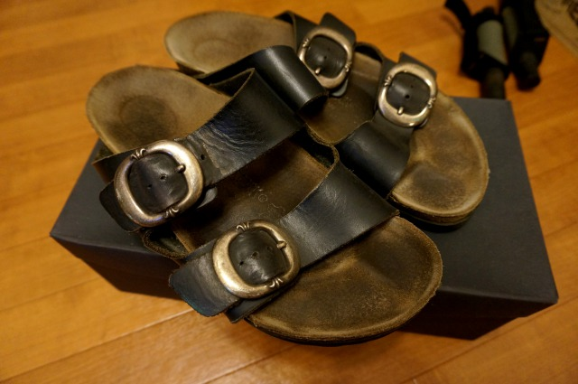CHROME HEARTSとBirkenstock