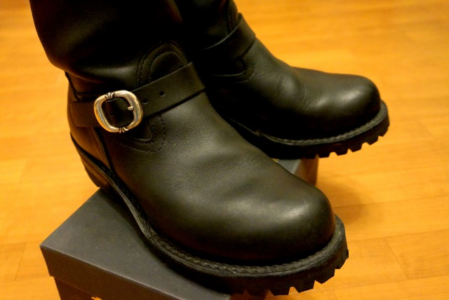 CHROME HEARTS × WESCO THE BOSS