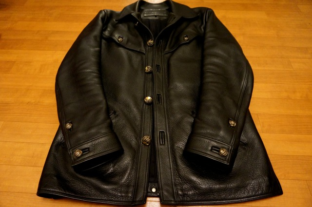 CHROME HEARTS HUNTINGJACKET version JAPAN