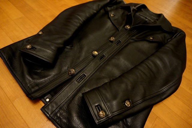 CHROME HEARTS HUNTING JACKET version JAPAN