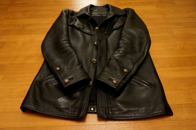 CHROME HEARTS HUNTING JACKET