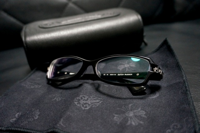 CHROME HEARTS EYEWEARDUTCH RUDDER(クロムハーツ・ダッチラダー)