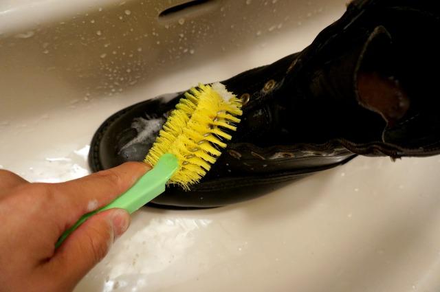 WESCO JOBMASTERを洗う