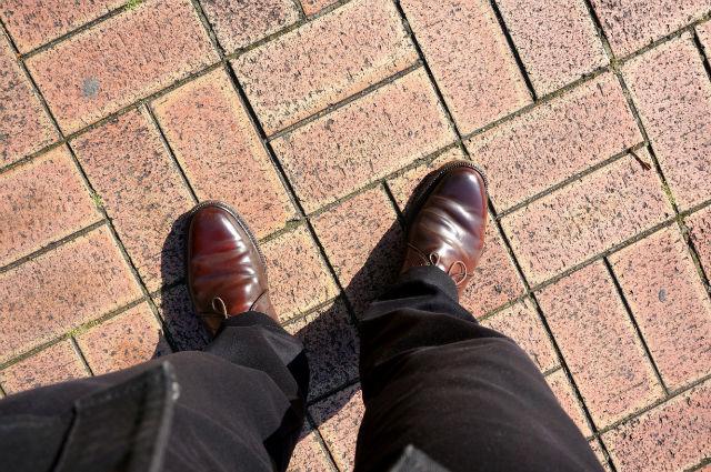 ALDEN Chukka boots(オールデン チャッカブーツです。)