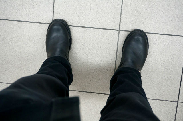 CHROME HEARTS×WESCO BOOOTS THE BOSS