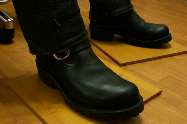 CHROME HEARTS×WESCO THE BOSS