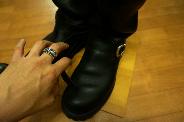 CHROME HEARTS×WESCO