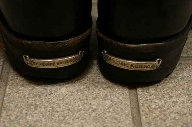 CHROME HEARTS x WESCO THE BOSS backstyle