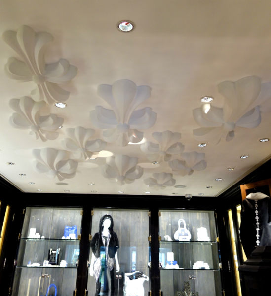 CHROME HEARTS PARIS 店内写真