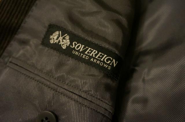 ソブリンハウスのジャケット