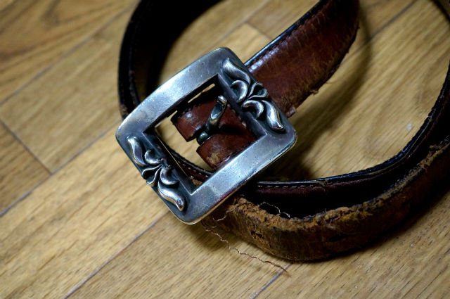 CHROME HEARTS BELT OTJ