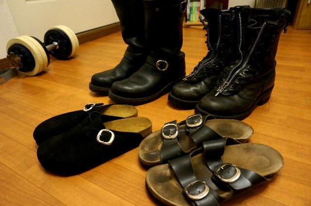 クロムハーツ Footwear