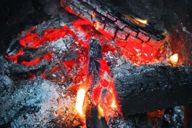 基礎代謝で脂肪が燃えるイメージ