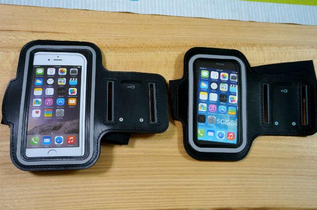 ランニング用iPhoneケース