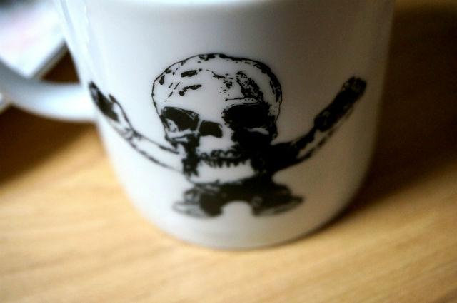クロムハーツのマグカップ