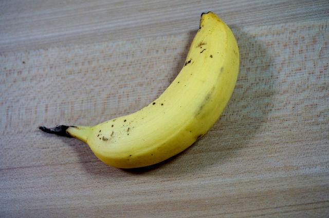 黄色いバナナ
