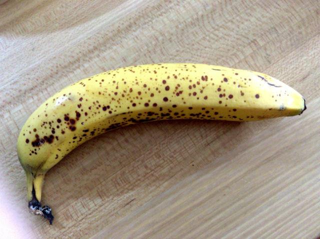 シュガースポット バナナ