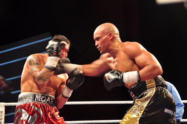 ボクサーの体重には秘密がある。なぜ過酷な減量をするのか?ハングリー精神の裏に隠された秘密に迫る