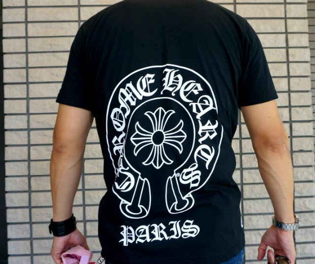 クロムハーツ パリ限定 Tシャツ
