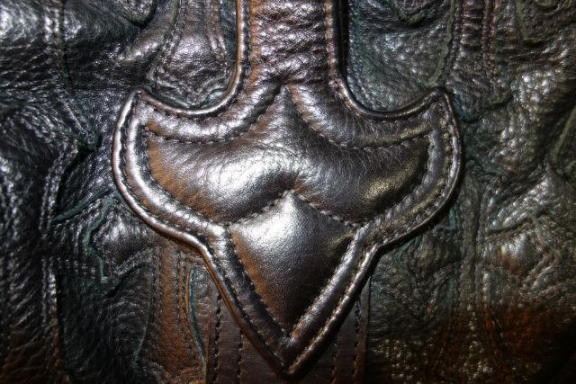 クロムハーツの縫製