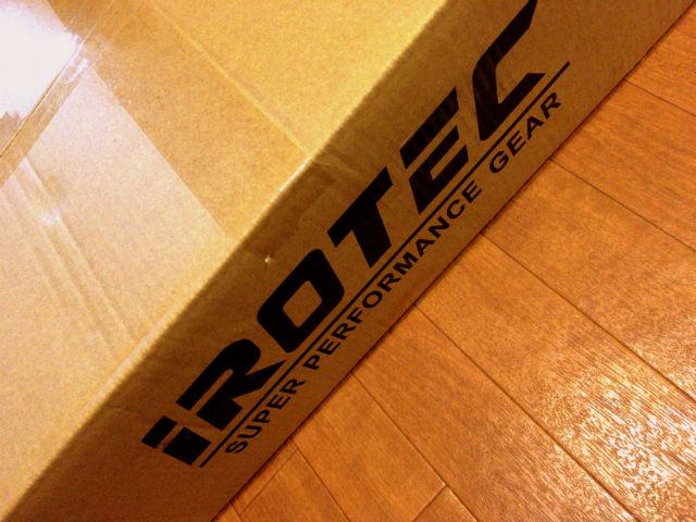 iROTEC バーベルプレート