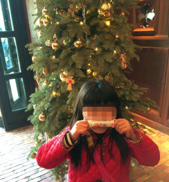 クロムハーツのクリスマスツリー