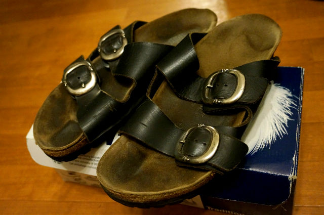 CHROME HEARTS×BIRKENSTOCK