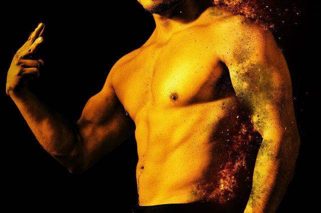 筋肉がアルコールに分解