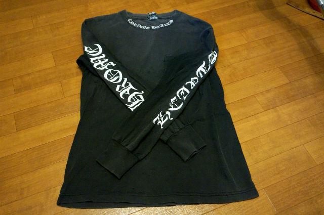 クロムハーツ ロングスリーブT-shirt