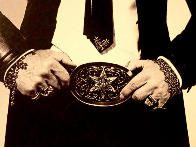 Karl Lagerfeld(カール・ラガーフェルド)のベルト