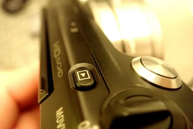 SONY NEX-5のアップ画像